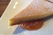 グレープフルーツのクリームチーズタルト